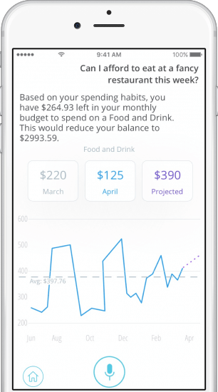 finie-ai-clinc-powered-personal-finance-management-app