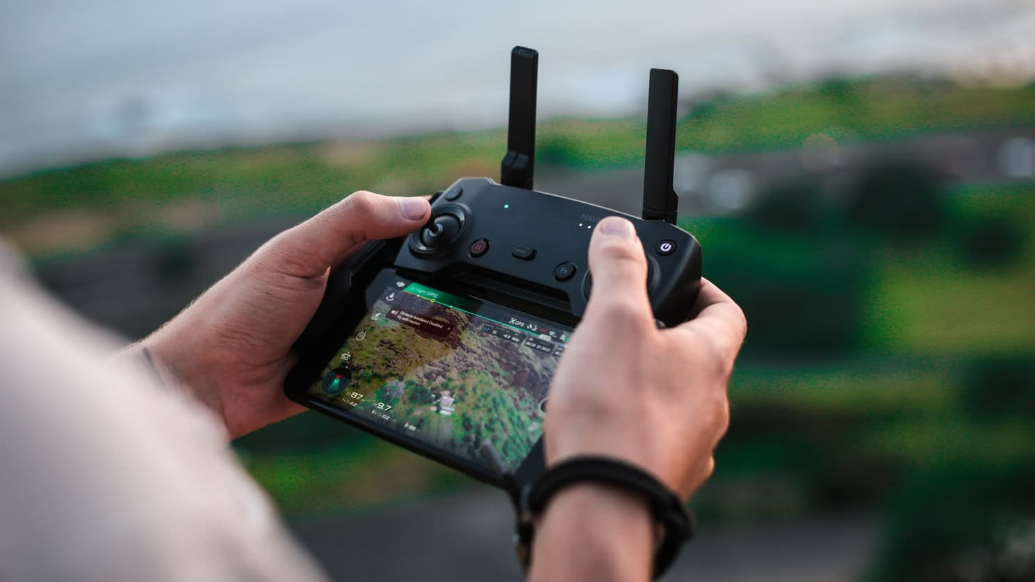 how-drone-technology-works