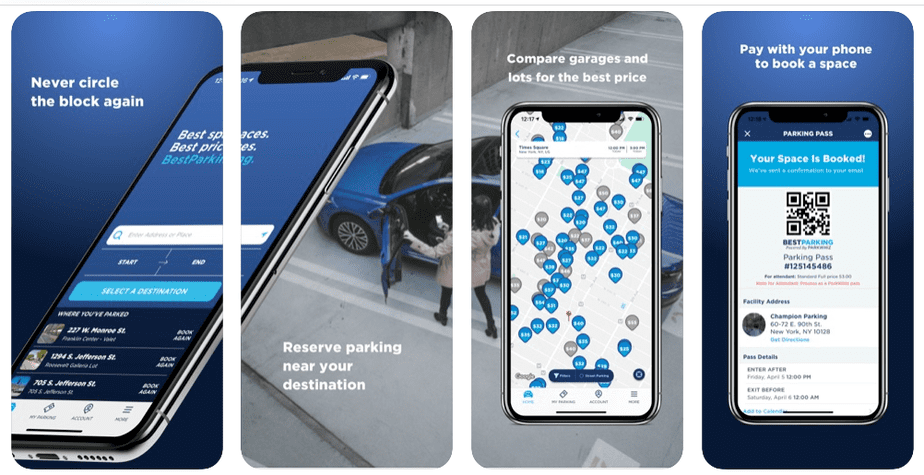 bestparking-app